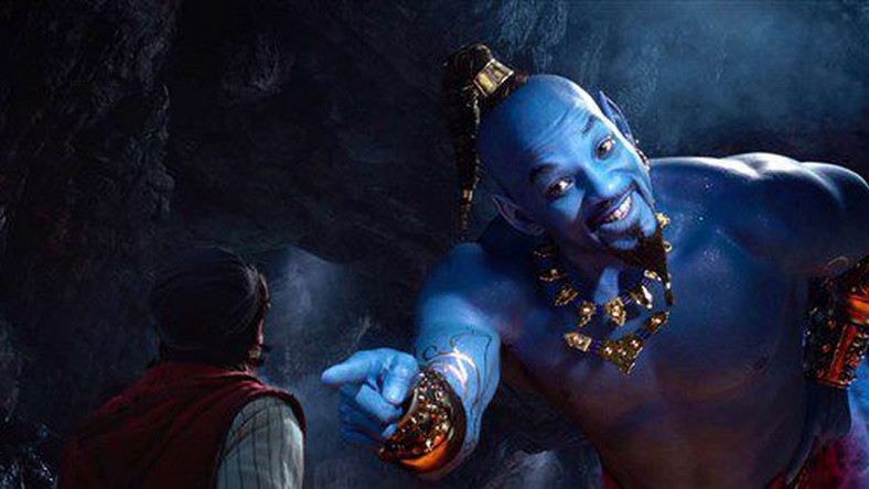 The Best Twitter Reactions to the Aladdin Trailer