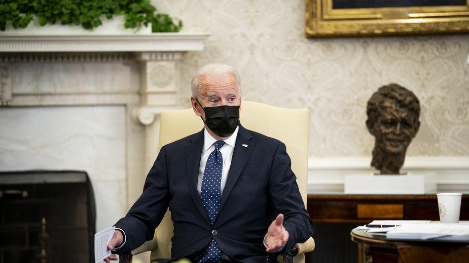 USA. Biały Dom rozważa wysłanie dodatkowej broni dla Ukrainy