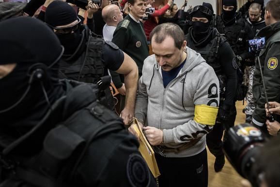 Tomaš Sabo, drugi direktno osumnjičeni za ubistvo