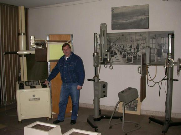 """Ukoliko """"Jugorendgen"""" ne proradi, oko 80 odsto rendgen aparata u Srbiji završiće na otpadu starog gvožđa"""