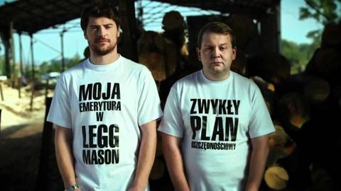 Legg Mason aktywnie promuje produkty emerytalne