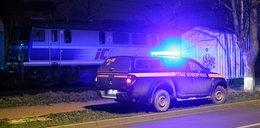 Ojciec i syn zginęli pod kołami pociągu