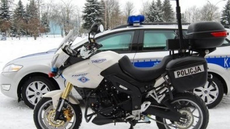 Supersprzęt marnuje się w policji