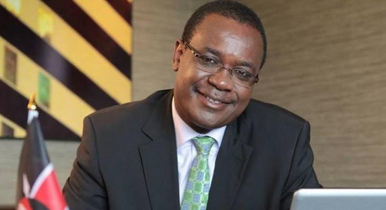 Dr. Evans Kidero declares candidature for Homa Bay Gubernatorial seat in 2022