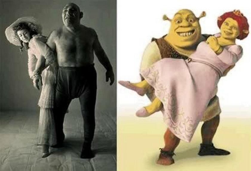 Prawdziwi ludzie, którzy wyglądają jak postaci z bajek!