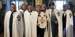Krzyżacy przybyli do Lublina! Zamiast mieczy przywieźli...