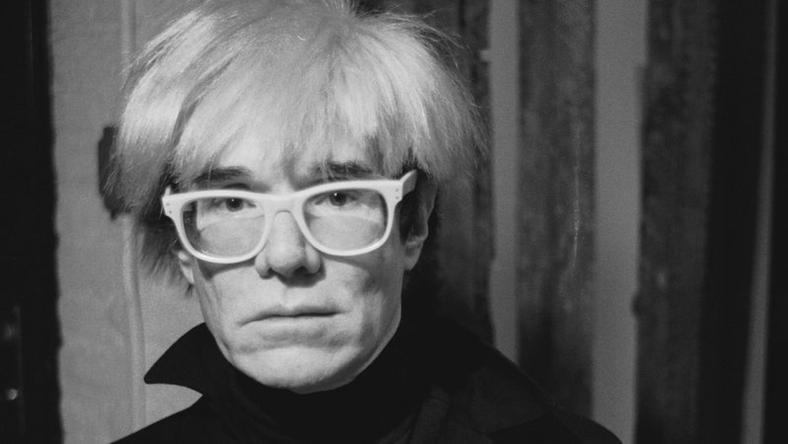 Andy Warhol, ok. 1985 r