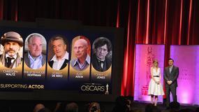 Kto zdobędzie Oscara?