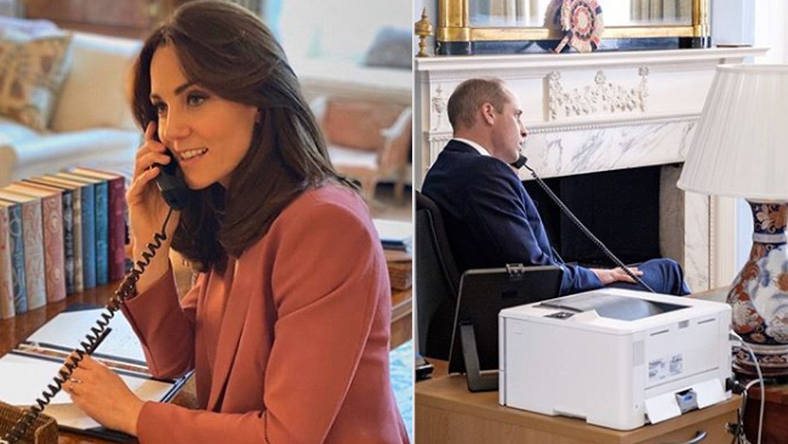 Kate Middleton, książę William
