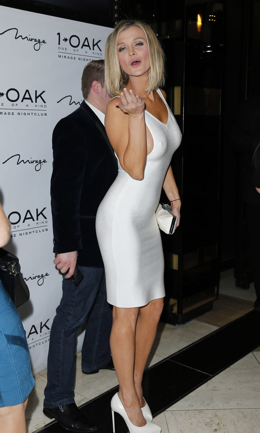 Joanna Krupa w Las Vegas