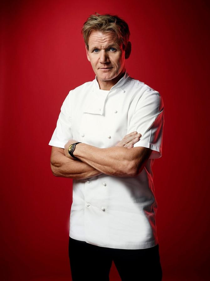 Ovde potpis Njegove kulinarske emisije prati milionski auditorijum