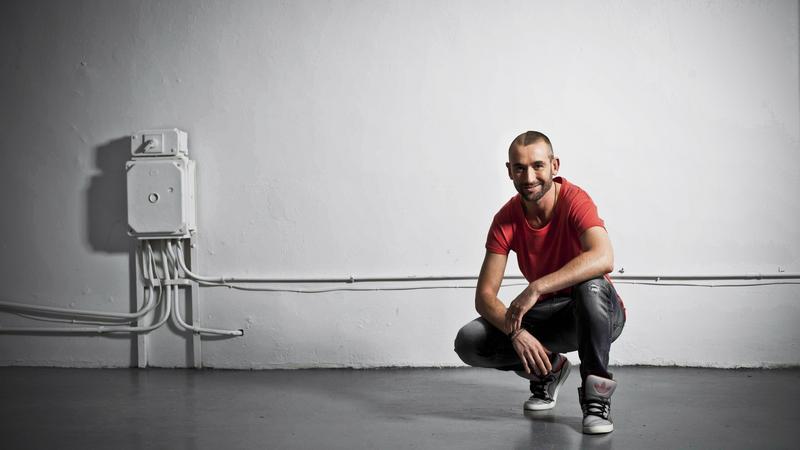 Łukasz Napora (fot. Bartosz Bajerski)