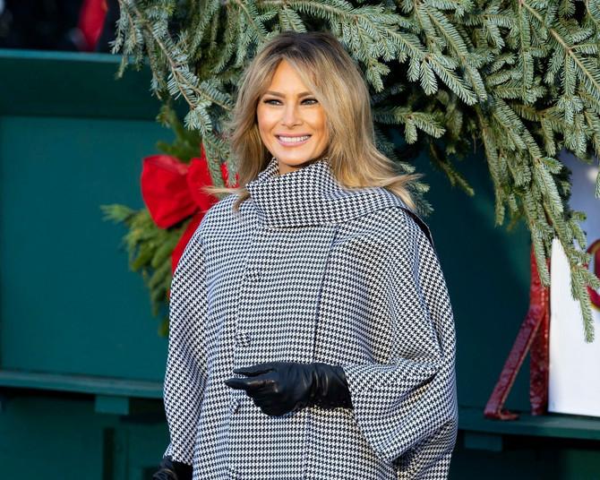 Novo modno izdanje Melanije Tramp
