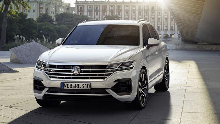 Volkswagen Touareg - bardziej limuzyna niż terenówka