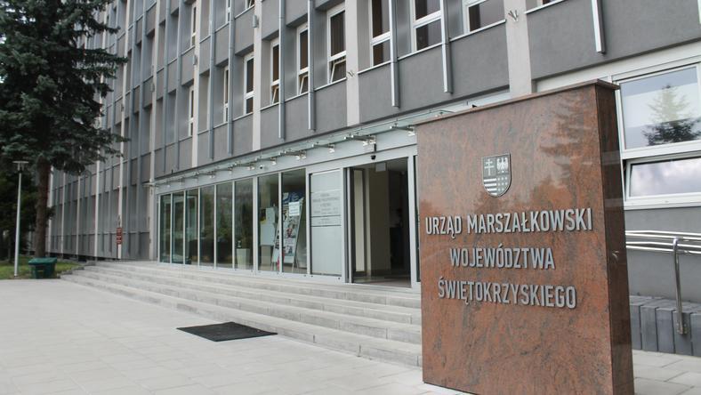 Urząd Marszałkowski Wojewodztwa Świętokrzyskiego