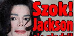 Jackson się głodził
