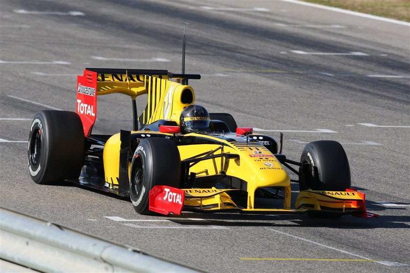 Schumacher nie widzi Kubicy wśród faworytów Formuły 1