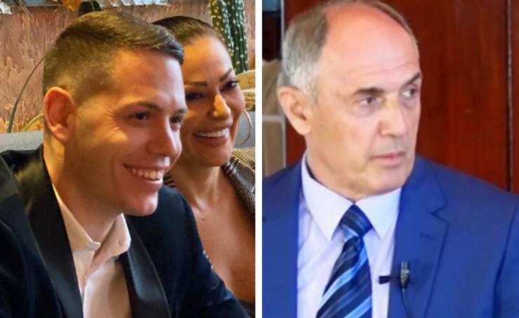 Bogdan, Miloš Srejović, Ceca Ražnatović
