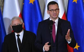 Jest nowy skład rządu. Kaczyński wicepremierem