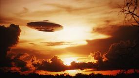 Tajemniczy obiekt zaskoczył pilotów myśliwca. Czy to UFO?