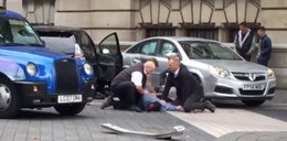 Auto wjechało w tłum w Londynie. Polacy wśród rannych!