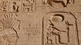 Pierwsi Polacy w Egipcie - badacze, turyści czy wandale?