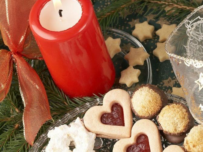 Najbolji su novogodišnji kolači, imaju poseban miris i ukus!