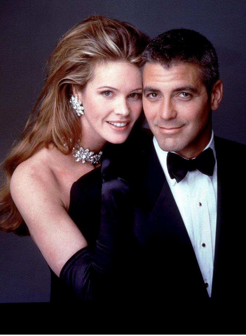 """George Clooney zagrał w filmie """"Batman i Robin"""""""