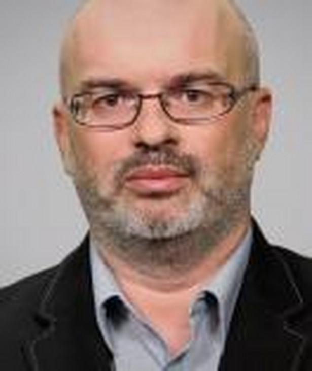 Tomasz Zalewski dziennikarz Gazety Prawnej