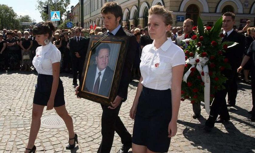 Wykorzystują zmarłego prezydenta w kampanii
