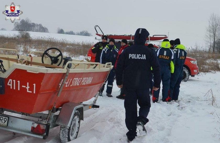 Hrubieszów: Albert Szumiła zaginął po imprezie. Przeszukują rzekę