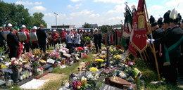 Pogrzeb sztygara i ślusarza, którzy zginęli w kopalni Wujek