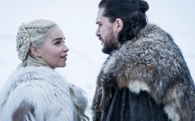 Deneris i Džon Snežni sreću se na severu