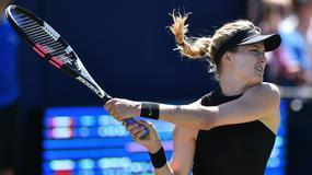 WTA w New Haven: Eugenie Bouchard rywalką Agnieszki Radwańskiej w drugiej rundzie
