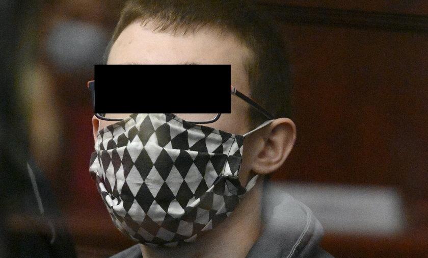 Marceli C. zamordował rodzinę. Stanął przed sądem