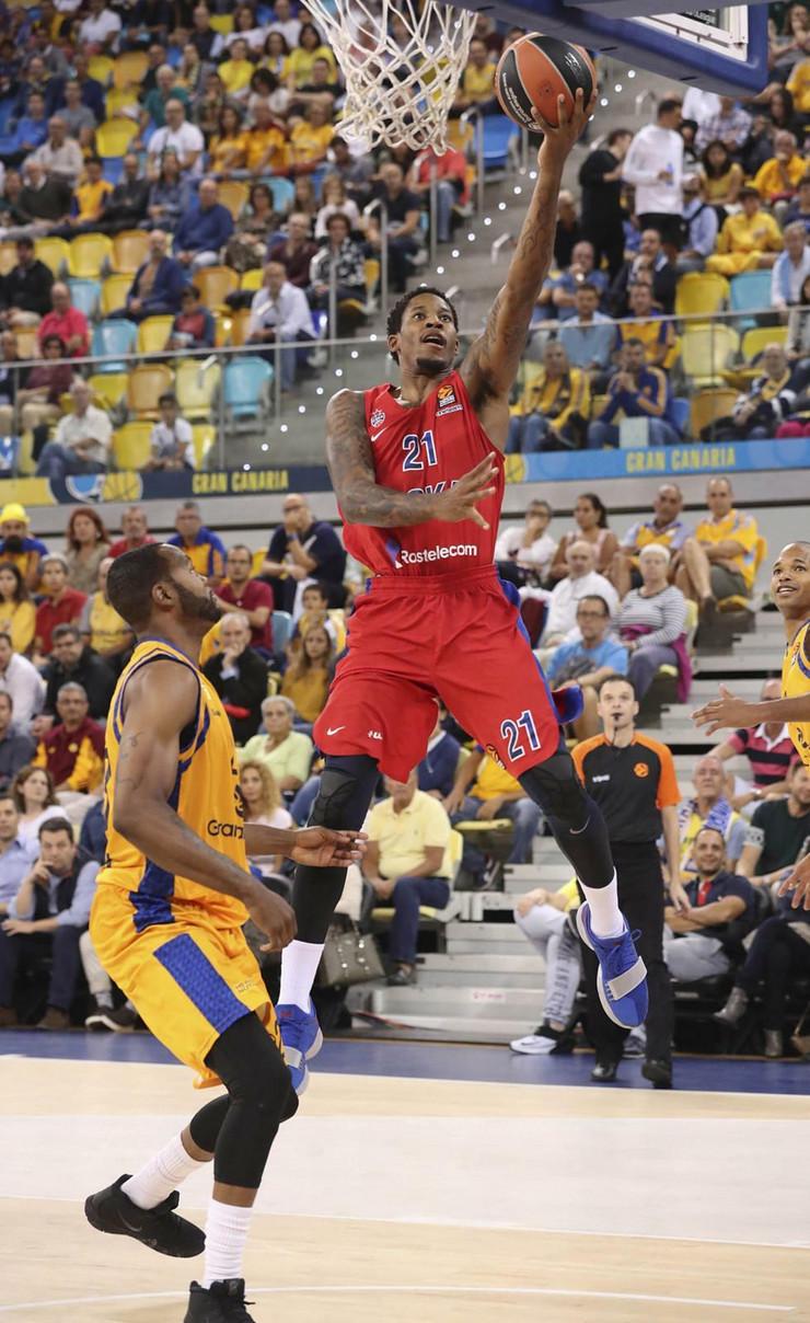 KK Gran Kanarija, KK CSKA