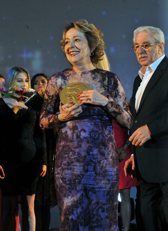 Ceca Bojković dobila nagradu