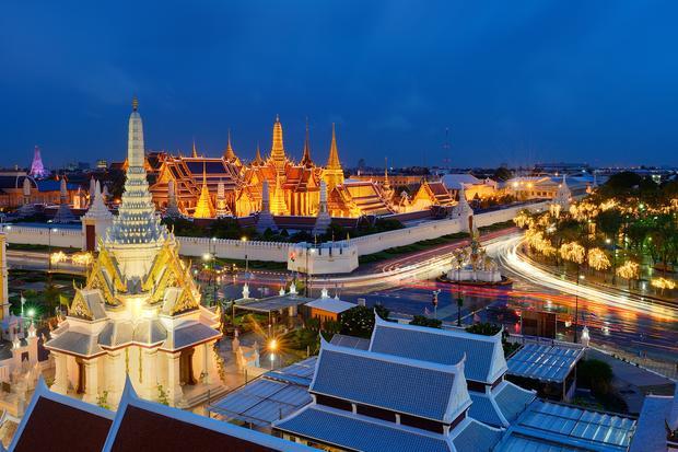 Wielki Pałac i Wat Phra Kaew