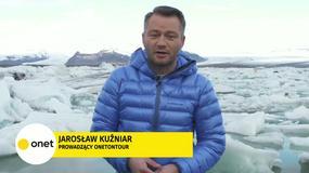 """Jarosław Kuźniar o """"OnetOnTour"""" na Islandii"""