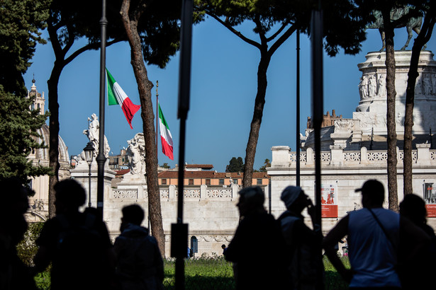 Rzym, Włochy, 20.10.2018