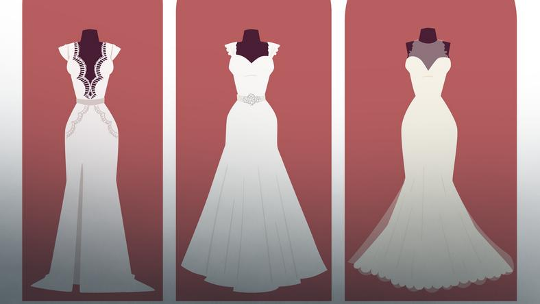 Suknia ślubna Dopasowana Do Znaku Zodiaku Jaką Kreację Wybrać ślub