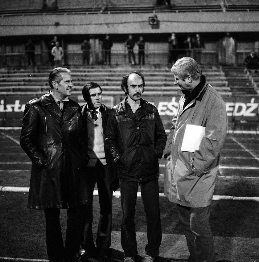 Za jego czasów w Widzewie Łódż grały takie tuzy jak Młynarczyk, Żmuda, Boniek, Smolarek i cała plejada innych zadziornych widzewiaków
