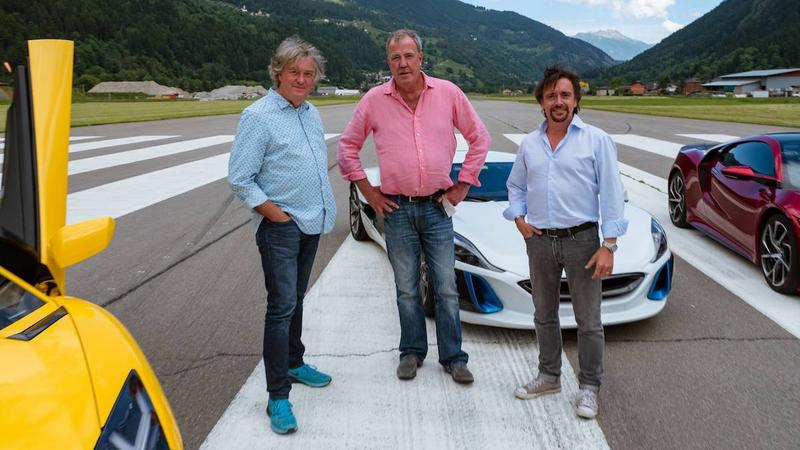 The Grand Tour Sezon 2