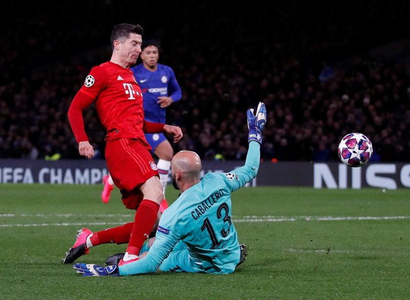 Liga Mistrzów: Chelsea - Bayern 0:3