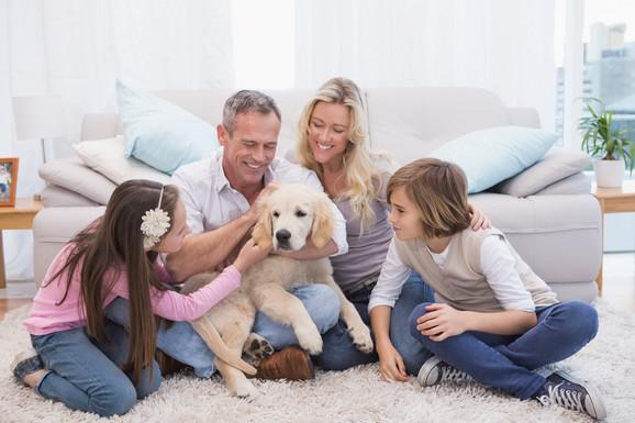 Psi su se preselili iz dvorišta u dnevnu sobu u 19. veku