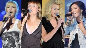 Cerekwicka, Sadowska, Marina i Novika na jednej płycie