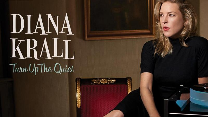 "Diana Krall - ""Turn Up The Quiet"""