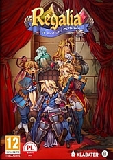 Okładka: Regalia: of Men and Monarchs