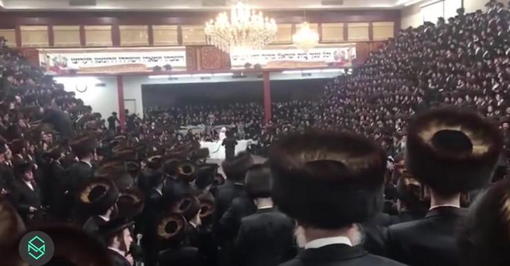 Bruklin sinagoga vencanje
