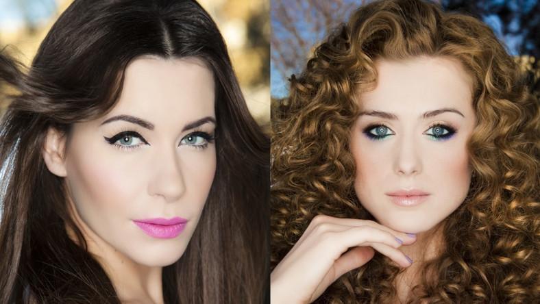 Felicea - polska marka kolorowych kosmetyków naturalnych proponuje makijaże do dwóch typów urody...